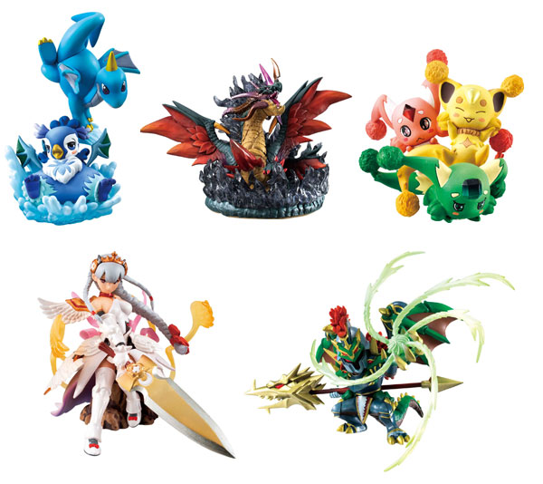 Puzzle & Dragons Monster Archives Vol.1 BOX - ¥3,310